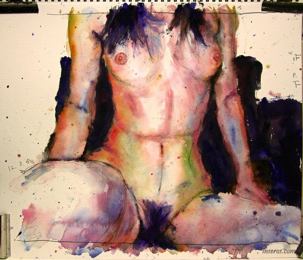 порно в арт рисунках