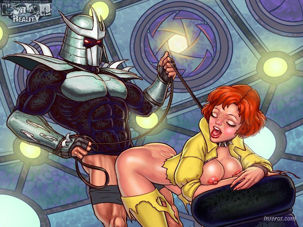 порно мультики dc comics
