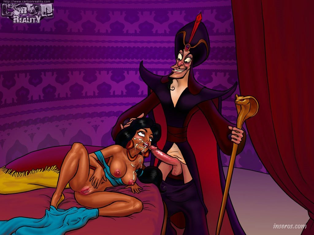 Порно комикс джафар фото 325-556