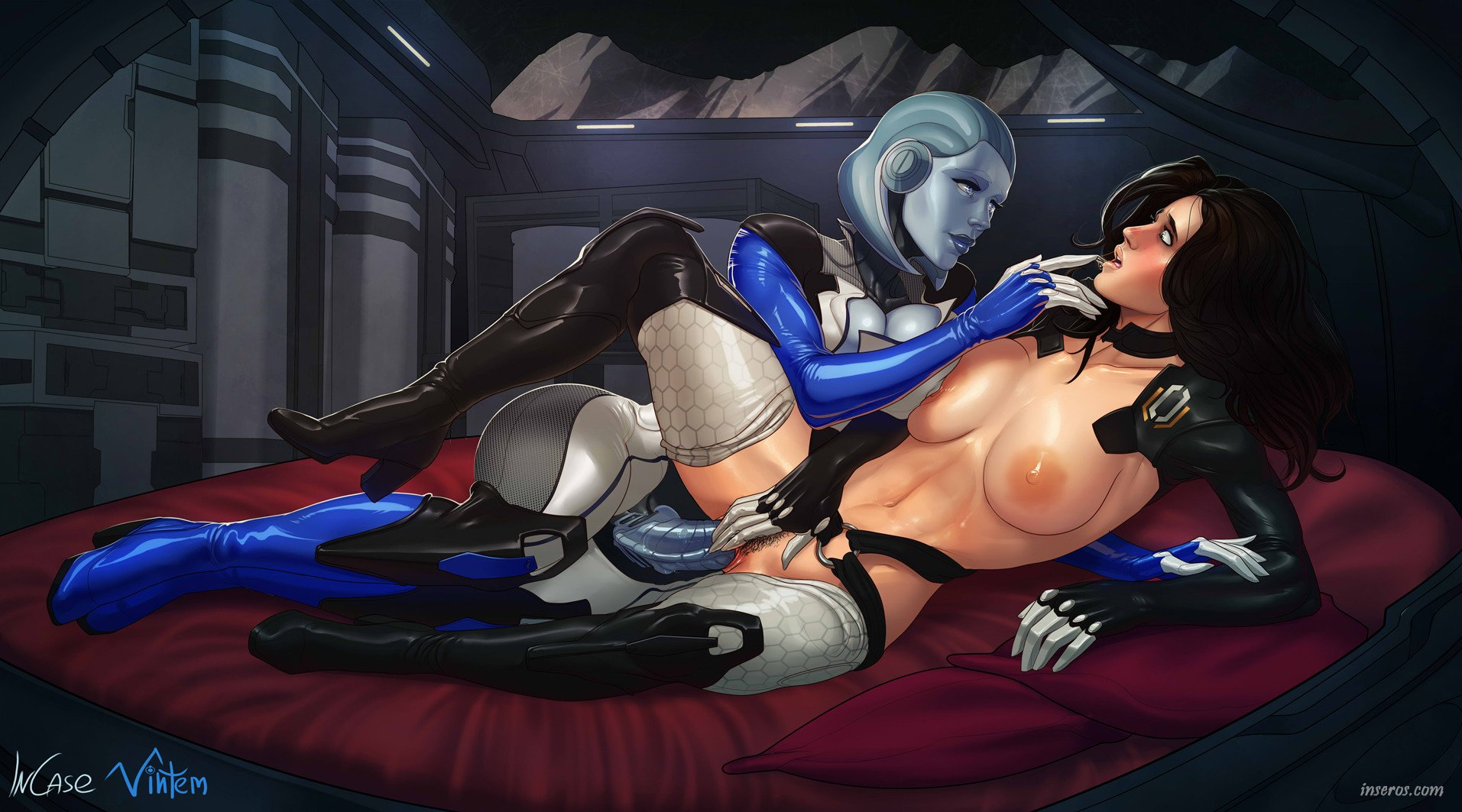 Edi mass effect porn game fucked pic
