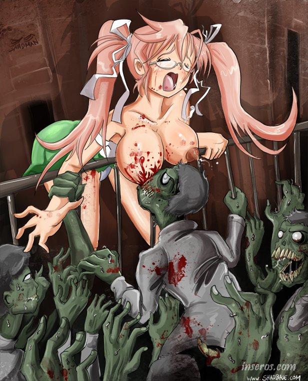 Порно зомби мульт
