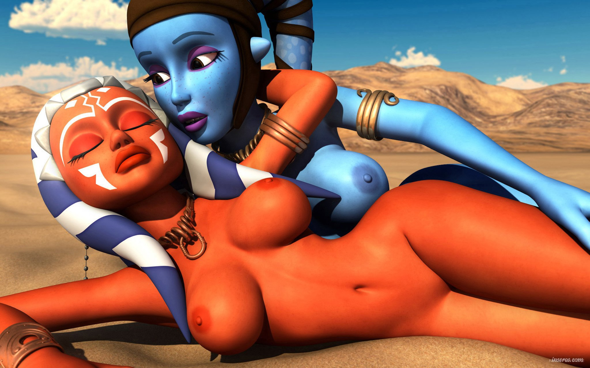 Ahsoka tano star wars naked sexy videos