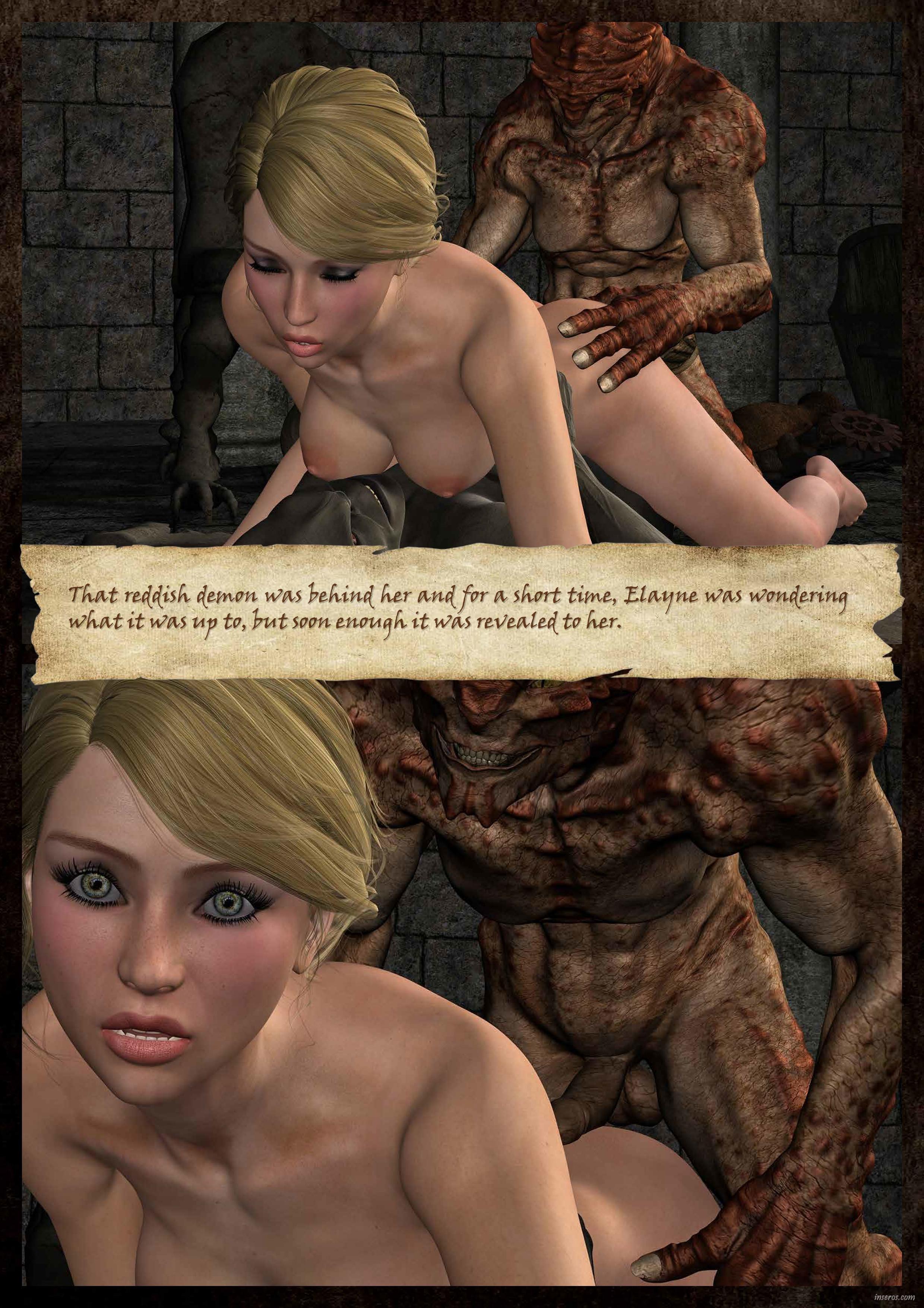 Секс с демоном игры 7 фотография
