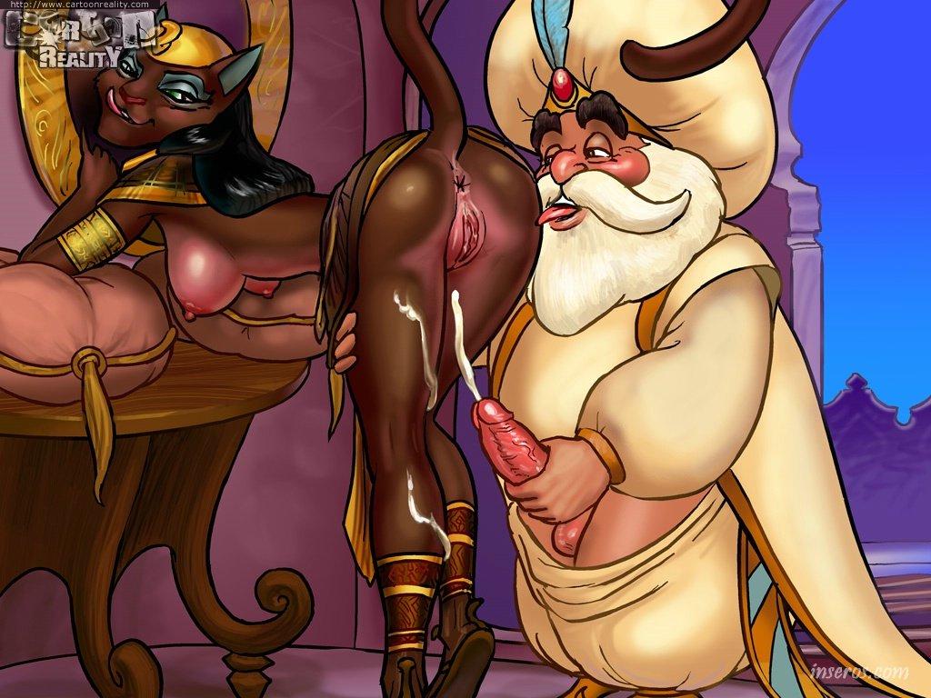 Порно фото мираж из аладина фото 467-655